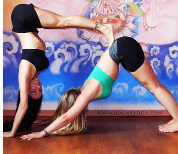 Yoga Classes in Bocas del Toro, Panama with Laura Kay from Bocas Yoga Studio